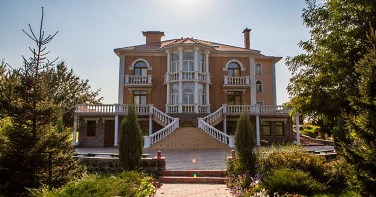 Туристический комплекс «Озерное»