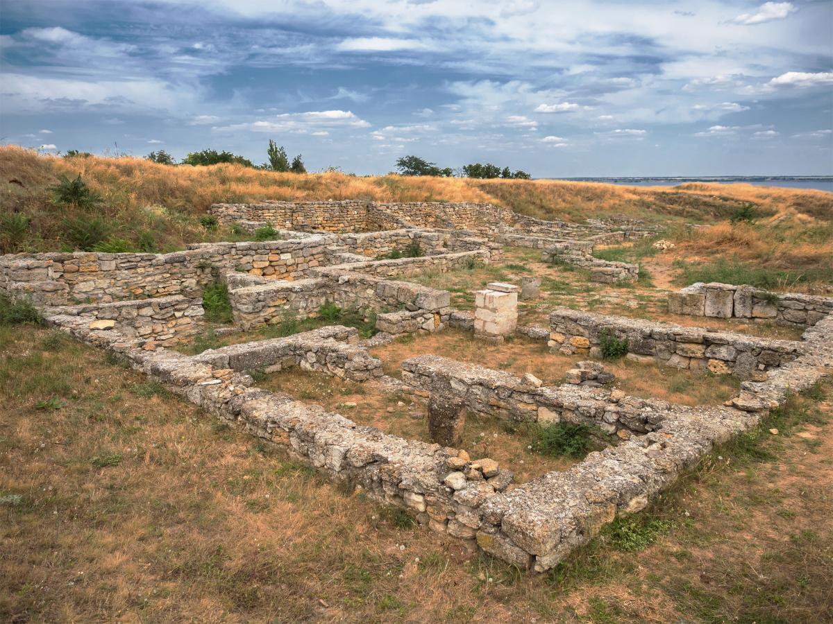 Тур по Украине: Герои Эллады и Аскания Нова