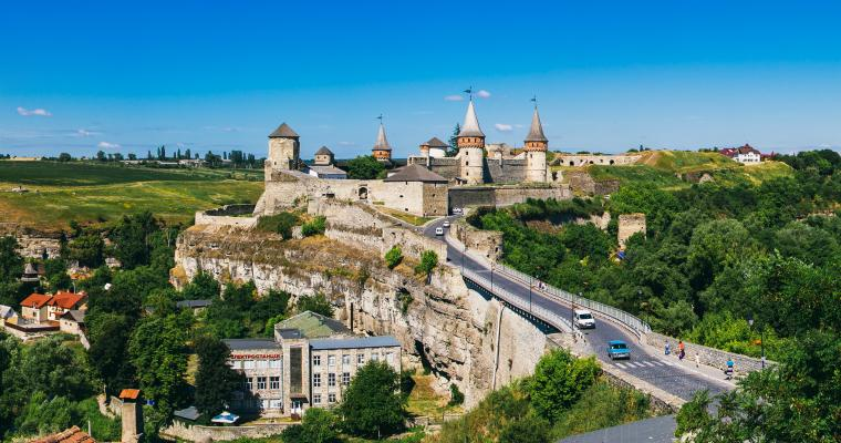 Тур по Украине: Романтические выходные в Каменец-Подольском