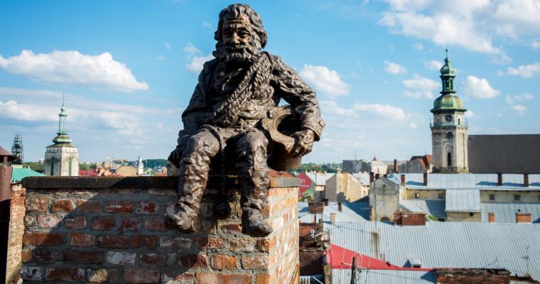 Тур по Украине: Драгобрат, Яремче, Львов на Майские праздники!