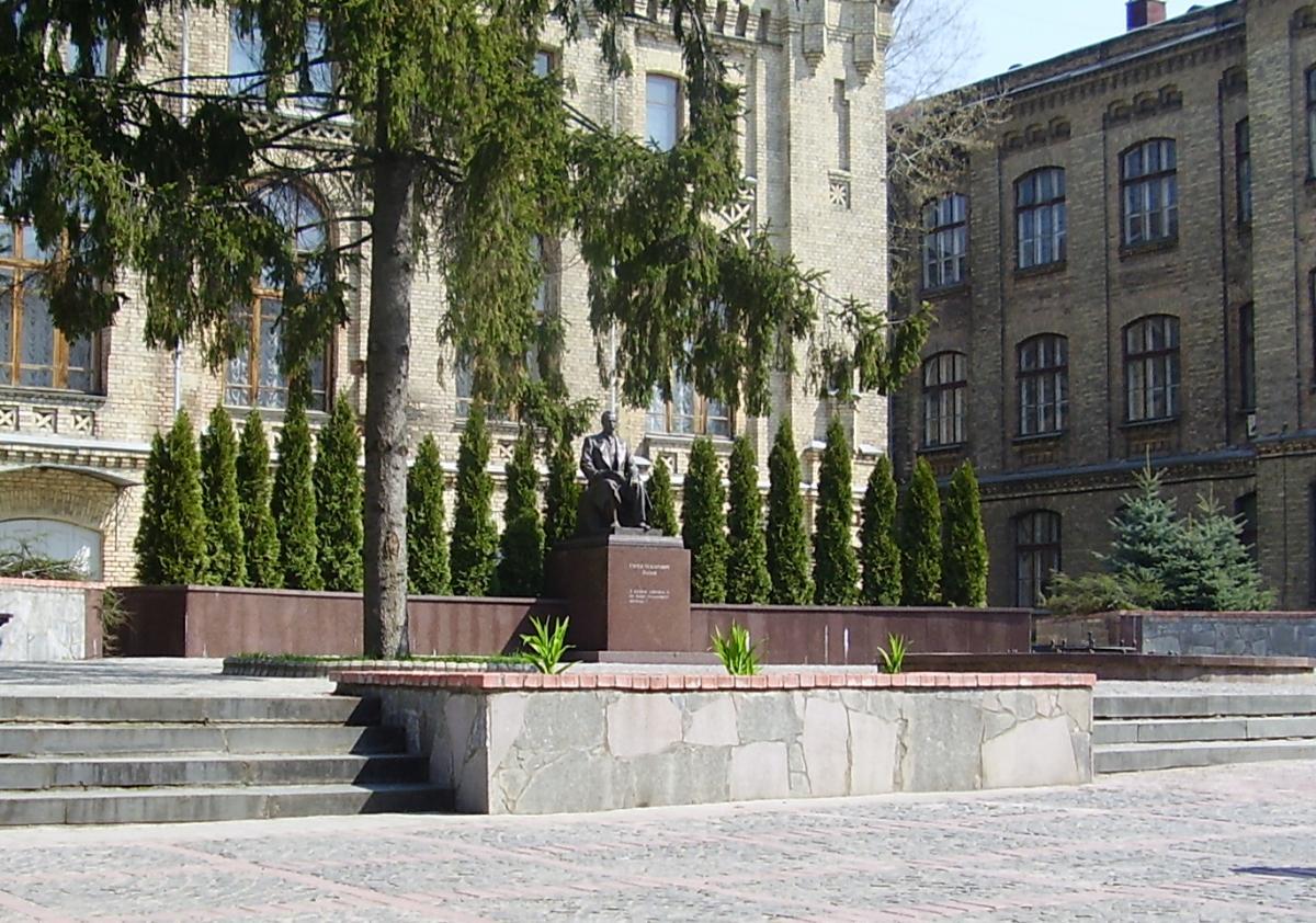 Экскурсия в Киеве: Калейдоскопы политехники