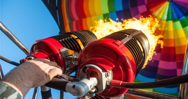 7 неожиданных вещей, которые можно сделать на воздушном шаре