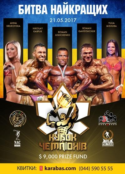 Кубок Чемпионов 2017