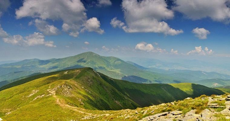 Тур по Украине: Файни Карпаты