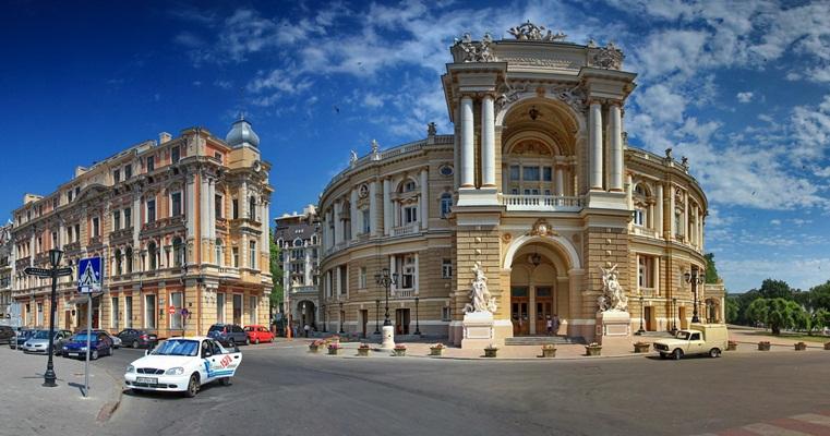 Тур по Украине: 3 дня в Одессе. Экскурсионный тур на море
