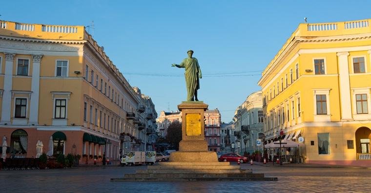 Тур по Укераине: 3 дня в Одессе. Экскурсионный тур на море