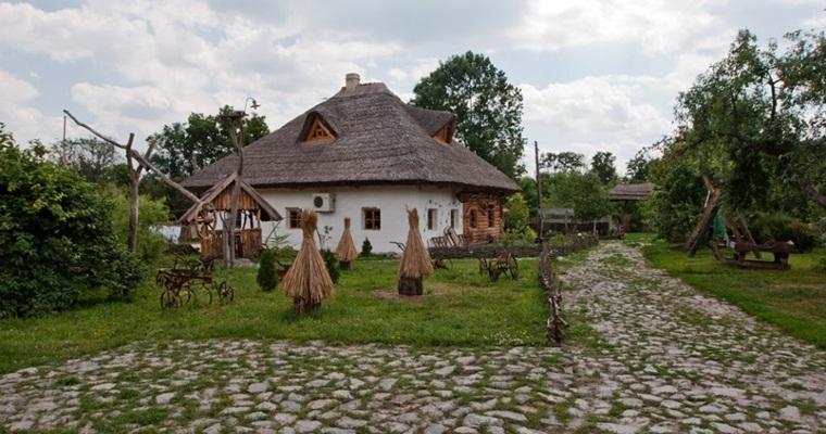 Тур по Украине: Вечер перед Ивана Купала