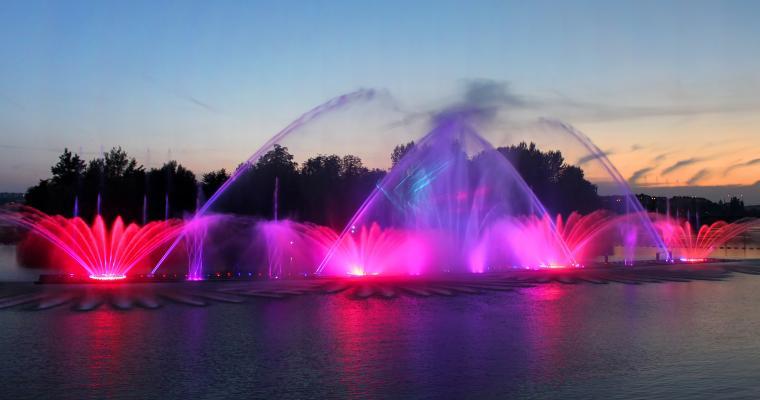 Тур по Украине: Софиевка + Шевченково + Винницкий фонтан - тур из Львова