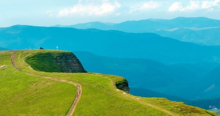 Тур по Україні : Вихідні на високогір'ї (Драгобрат)