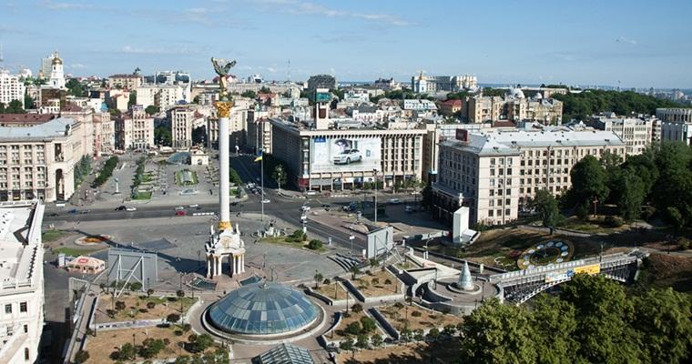Экскурсия в Киеве: Неуловимый Киев (про центр и Майдан)