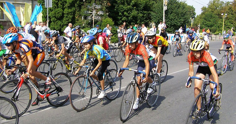 Gran Fondo Dnipro Race