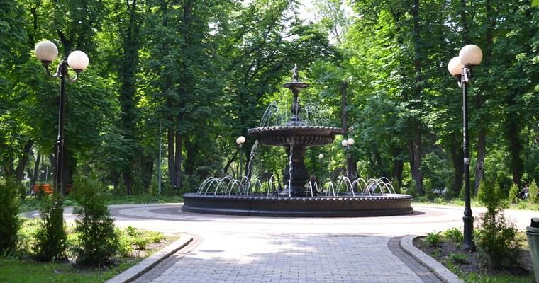 Экскурсия в Киеве: Ожерелье киевских парков