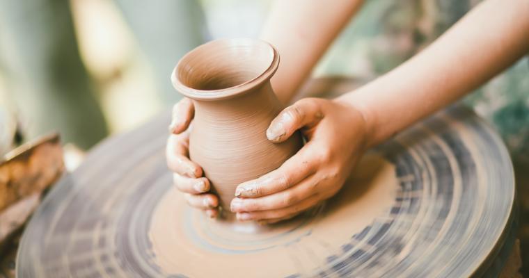Мастер-класс в Киеве: Уроки гончарного мастерства