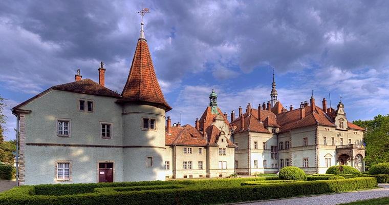 Замок Шенбора