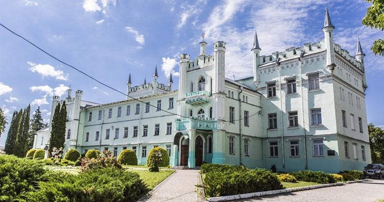 Белокриницкий дворец