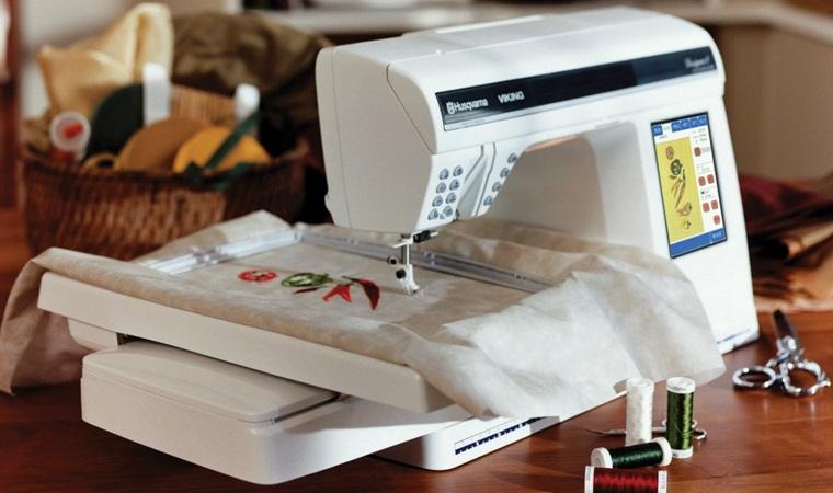 Как выбрать вышивальные швейные машинки?