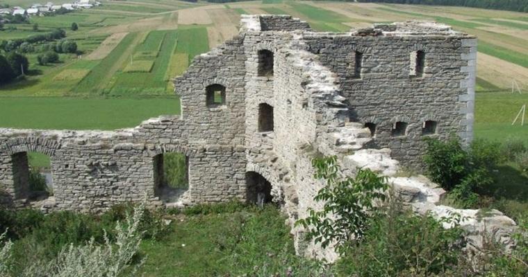 Сатановский замок