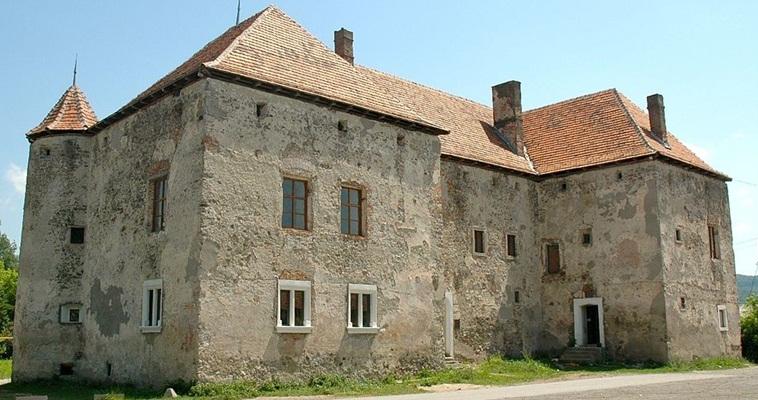 Замок Сент-Миклош