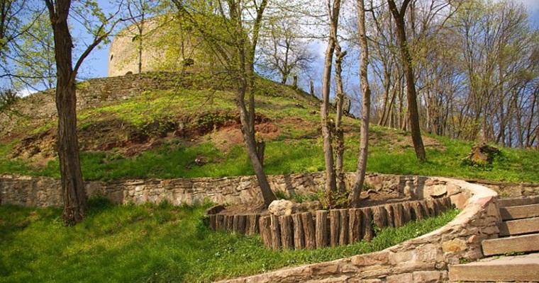 Теребовлянский замок
