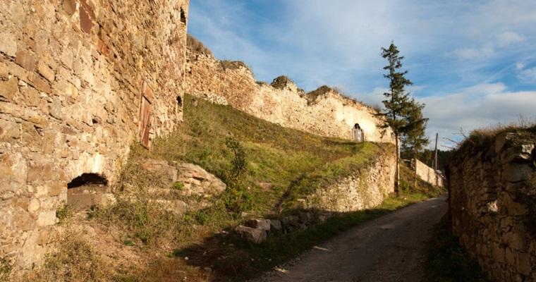 Язловецкий замок