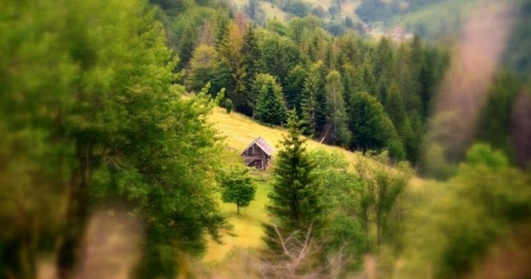 Тур по Украине: Поход по Боржаве + водопад Шипот