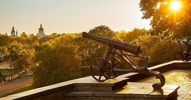 Тур по Украине: Чернигов и Батурин: две столицы, две эпохи