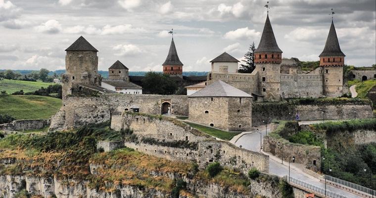 Тур по Україні : Скелелазний СПА-тур в Кам'янець-Подільському