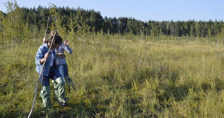 Тур по Украине: Экскурсия в Межреченский парк и Беремицкое