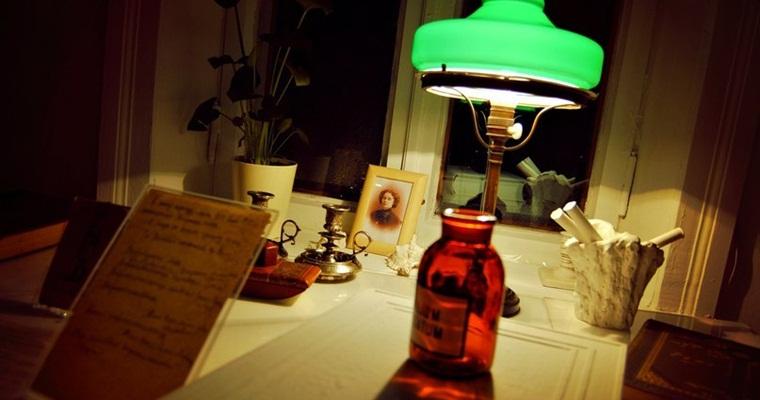 Мистическая экскурсия в музей Булгакова