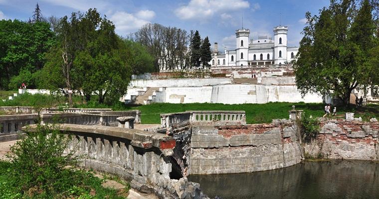 Шаровский дворец или Дворец Кенига