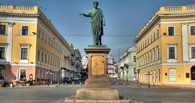 Тур по Украине: Одесса - это любовь