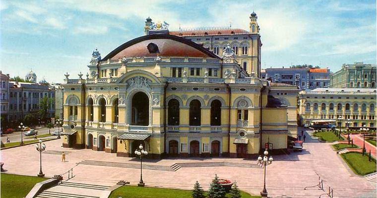Экскурсия в Киеве: Киев. Перекрестки судеб