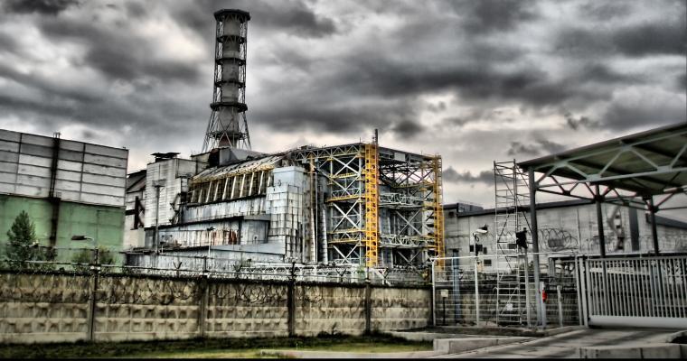 Чернобыльская зона - фото