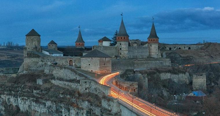 Тур по Украине: Королевский Каменец