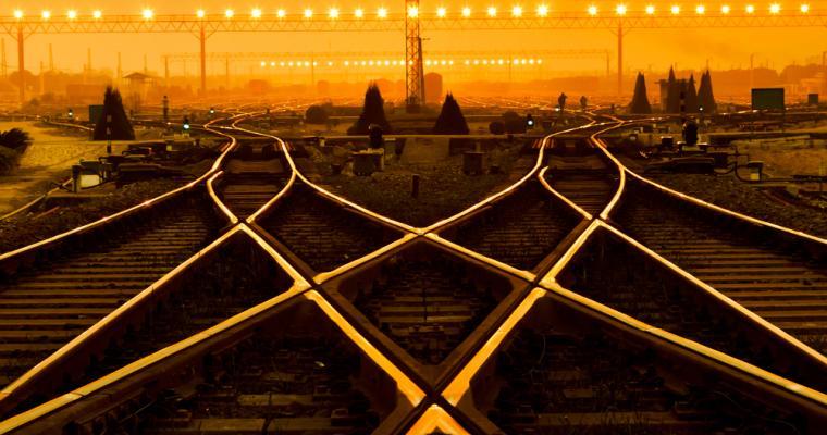 Экскурсия в музей железнодорожного транспорта в Киеве фото