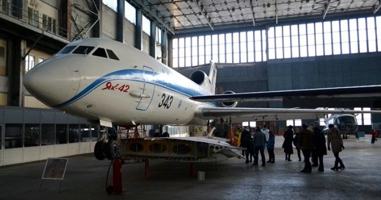 Экскурсия в Киеве: Авиационная экскурсия в ангар НАУ