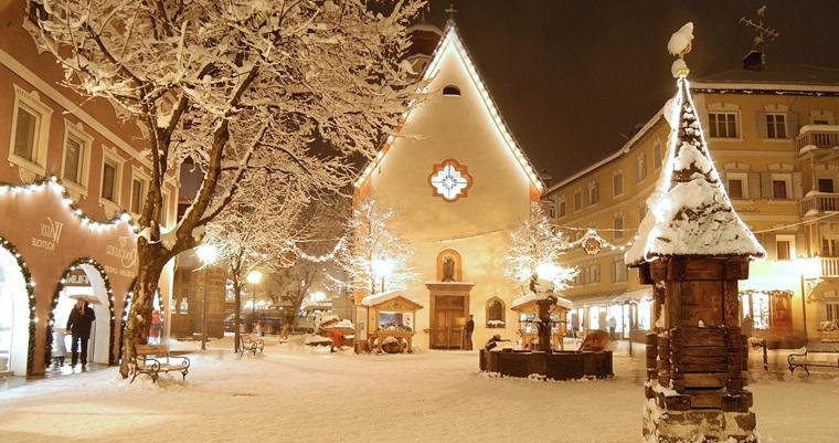 Туры по Украине: Новый год в Ужгороде и термальные купания