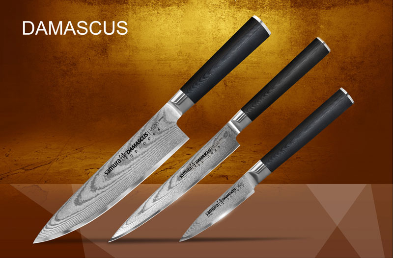 Кухонные ножи Samura