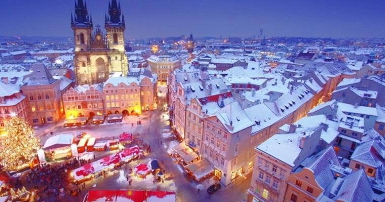 Тур по Украине: Новогодний Львов + Трускавец 2018