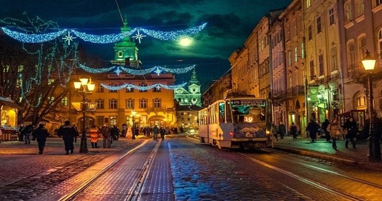 Тур по Украине: Сказочная львовская феерия