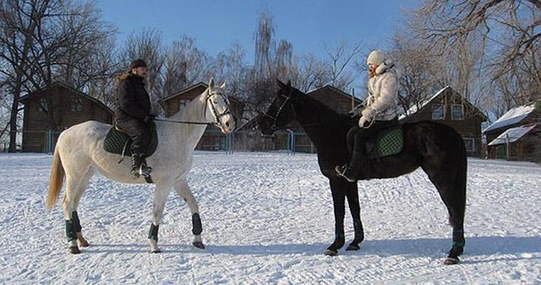 Тур по Україні : Тиждень в Карпатах взимку