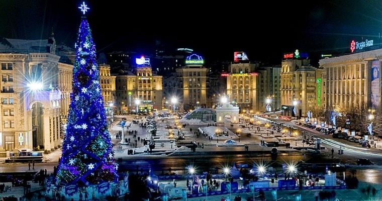 Экскурсия в Киеве: Новогодний день в Киеве