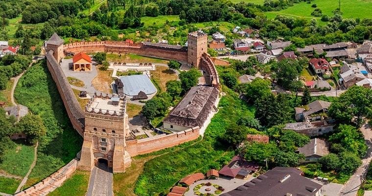 Замок Люберта (Луцкий замок)