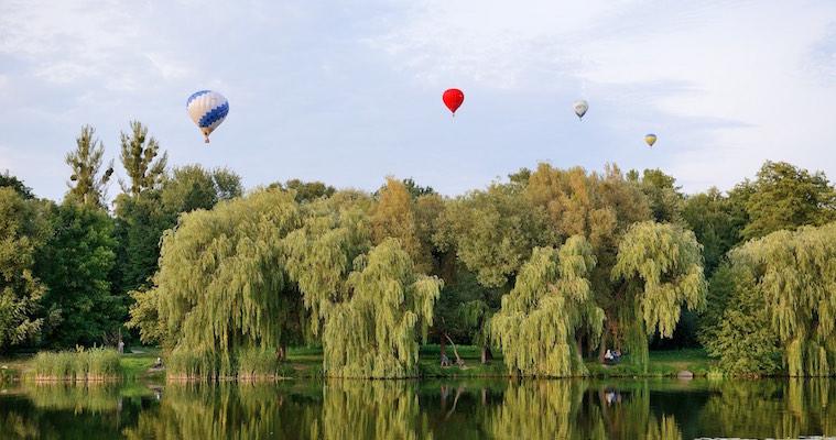 Фестивали воздушных шаров в Украине 2018: Белая Церковь