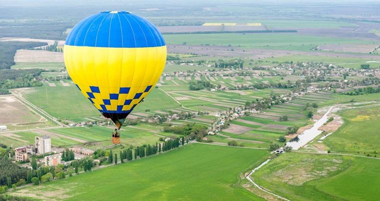 Фестивали воздушных шаров в Украине 2018: Харьков
