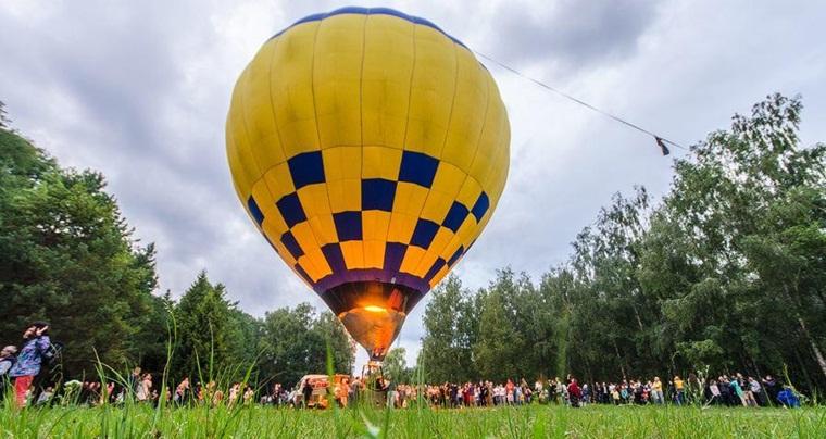 Фестиваль повітряних куль в Білій Церкві