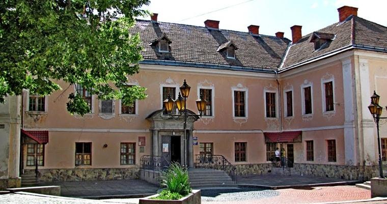 Дворец Ракоци