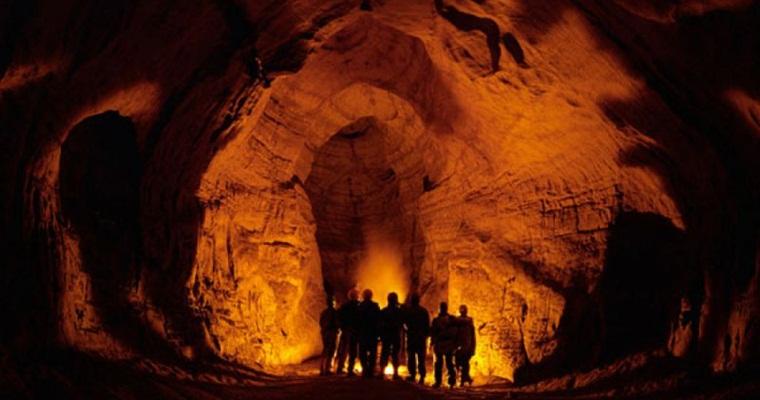"Пещера ""Атлантида"""