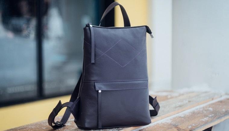 Женский кожаный рюкзак вместо сумки: да или нет?