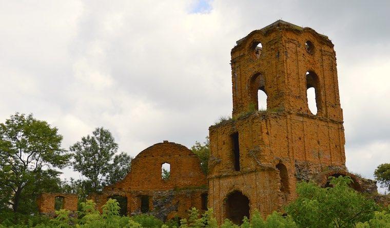Замок Корецких